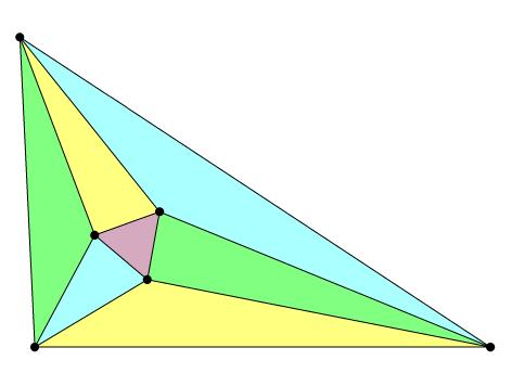 Трисектрисский треугольник (472x356, 11Kb)