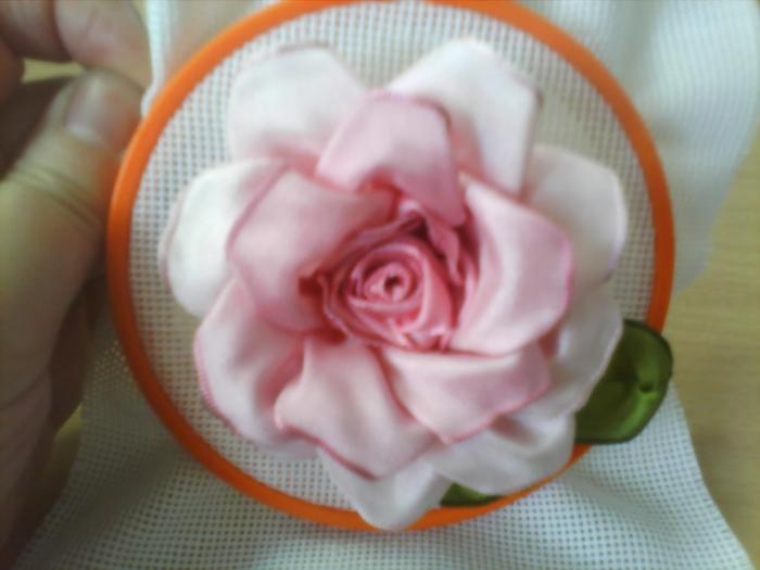 Роза маргарита мастер класс