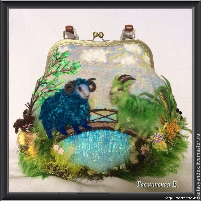 Сказочные сумки в технике валяние от Екатерины Тасминской (26) (700x700, 362Kb)