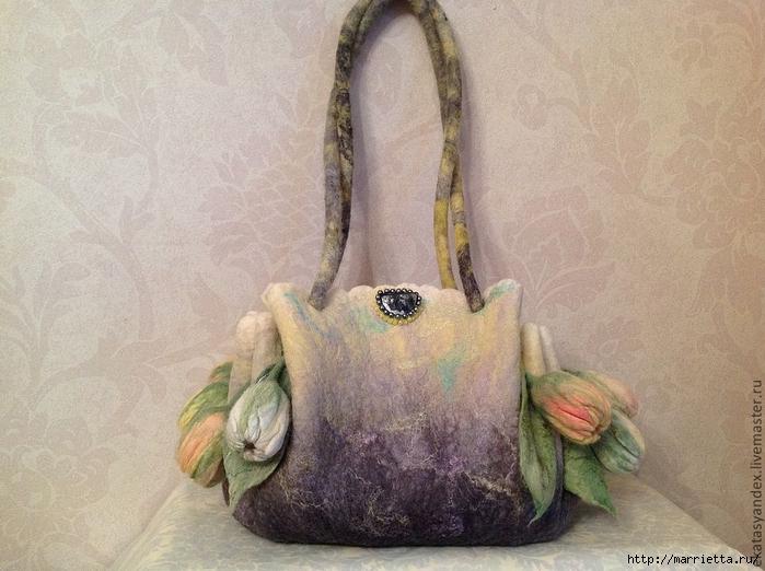 Сказочные сумки в технике валяние от Екатерины Тасминской (28) (700x522, 276Kb)
