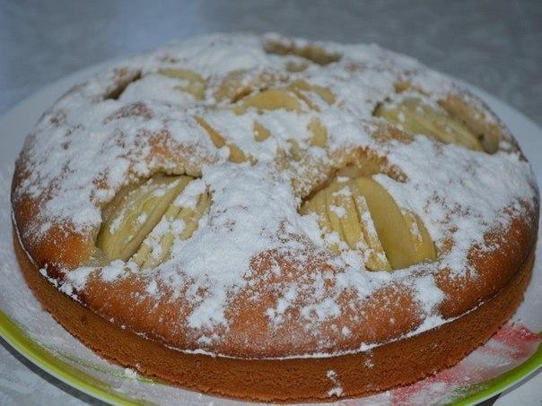 Яблочный пирог (604x453, 64Kb)
