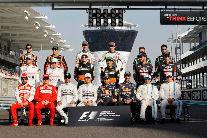 abu-dhabi-f1-drivers-pose-reuters-231114 (700x466, 433Kb)