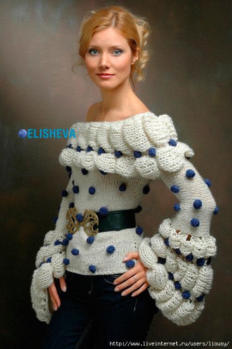 1417262222_epatazhnyy-pulover-s-shishechkami-i-rukavami-klesh (466x700, 173Kb)