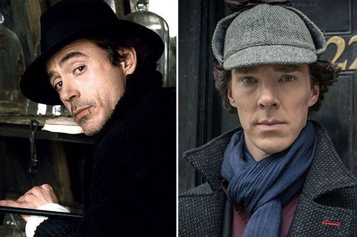 Robert-Downey-Jr-and-Benedict-Cumberbatch (700x465, 55Kb)