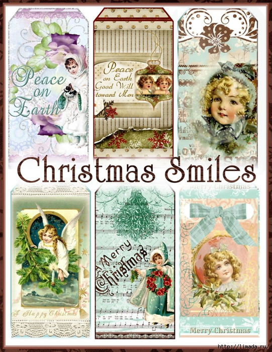 Vintage_Christmas_Smiles_Tags_Sample (541x700, 405Kb)