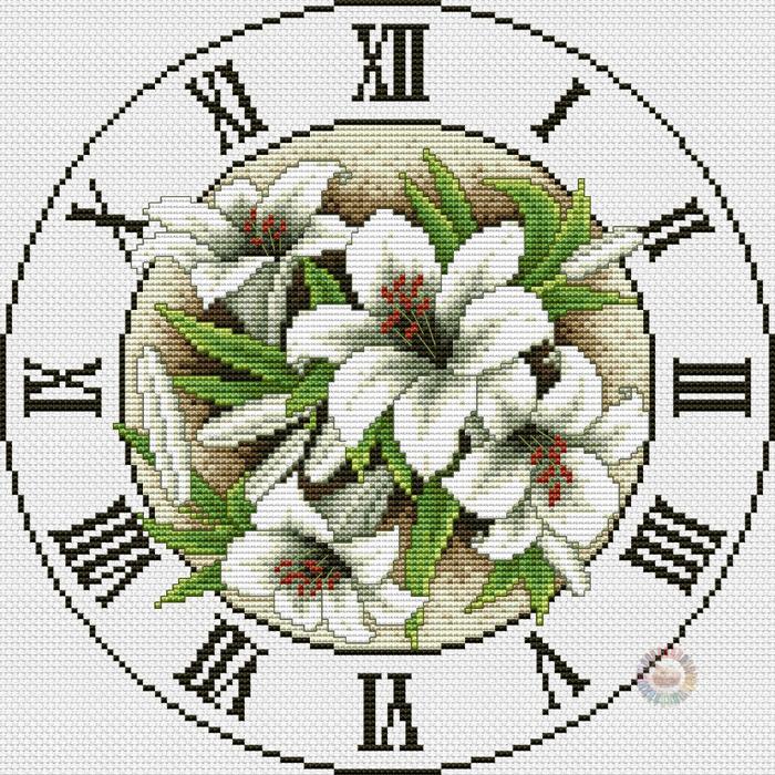Romantics lily (700x700, 616Kb)