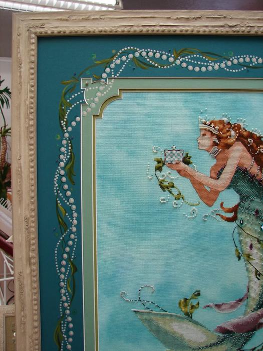 Lori Curtis Queen Mermaid (8) (525x700, 457Kb)