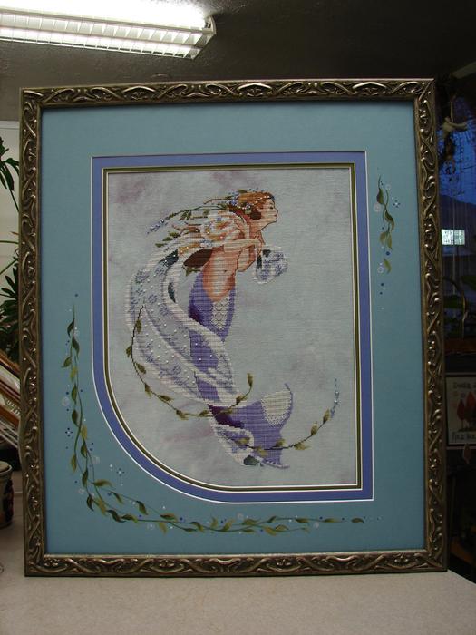Hudzina Mermaid (525x700, 468Kb)