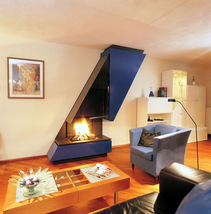 Все о стиле хай-тек в гостиной комнате (5) (691x700, 453Kb)