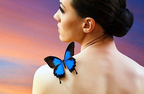 Упражнение «Бабочка» для шеи (604x396, 42Kb)