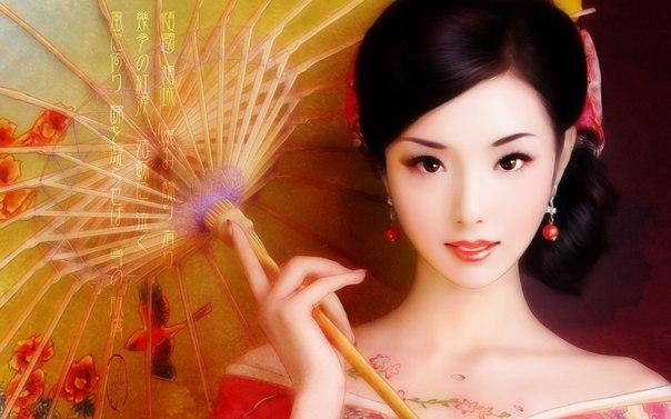 Секреты красоты японок. (604x377, 46Kb)