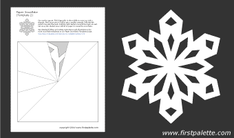 шаблоны снежинок из бумаги (2) (340x200, 5Kb)