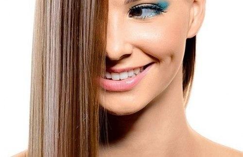 Маски для гладкости волос (500x324, 29Kb)