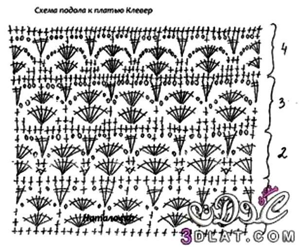 Платья ванессы монторо со схемами и описанием
