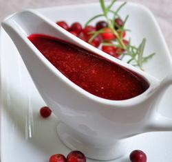 Соус ягодный