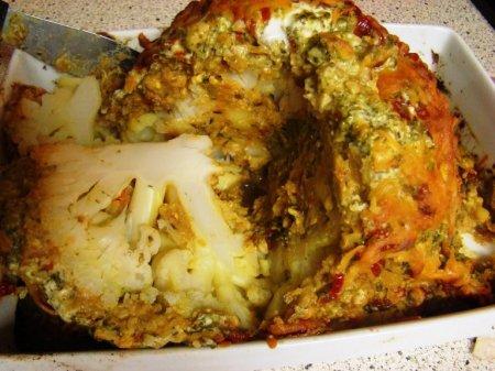 Фаршированная капуста рецепт с фото