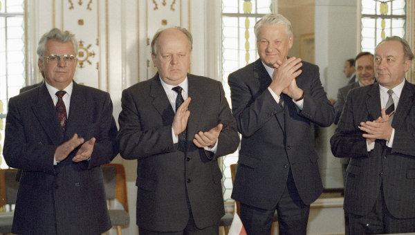 беловежское соглашение