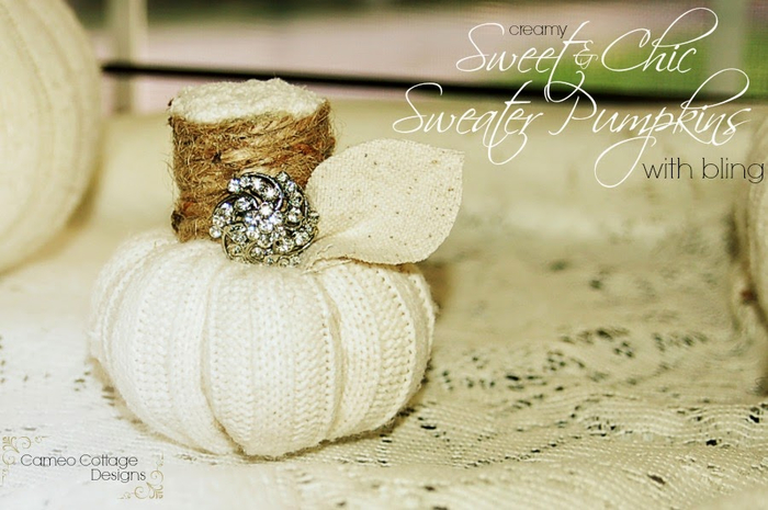 Sweater Pumpkins with Bling _ 008d (700x465, 327Kb)