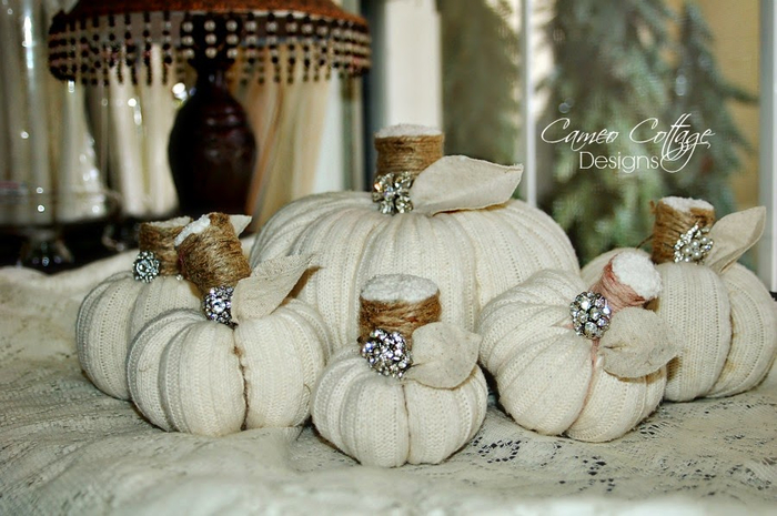 Sweater Pumpkins with Bling _ 010 (700x465, 337Kb)
