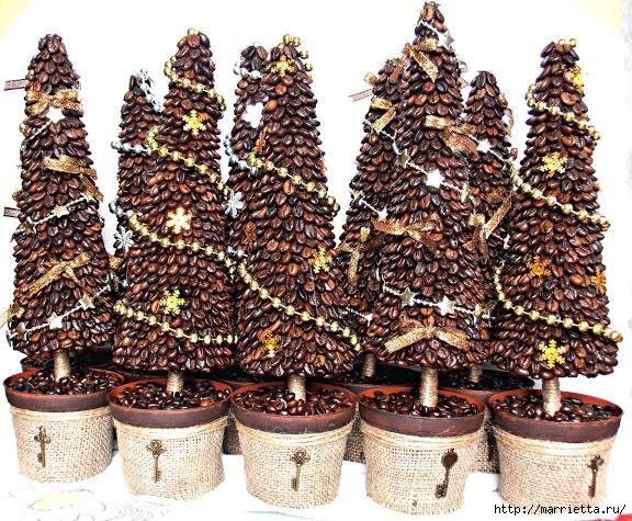 Новогодние КОФЕЙНЫЕ СТРАСТИ от Натальи Бузило (50) (576x475, 293Kb)