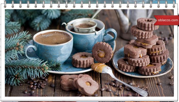 кофе новый год праздник
