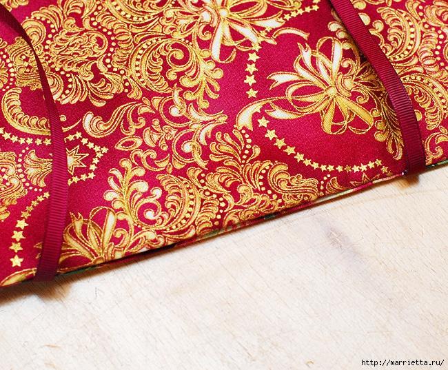 Шитье текстильной корзинки для конфет (13) (650x537, 428Kb)