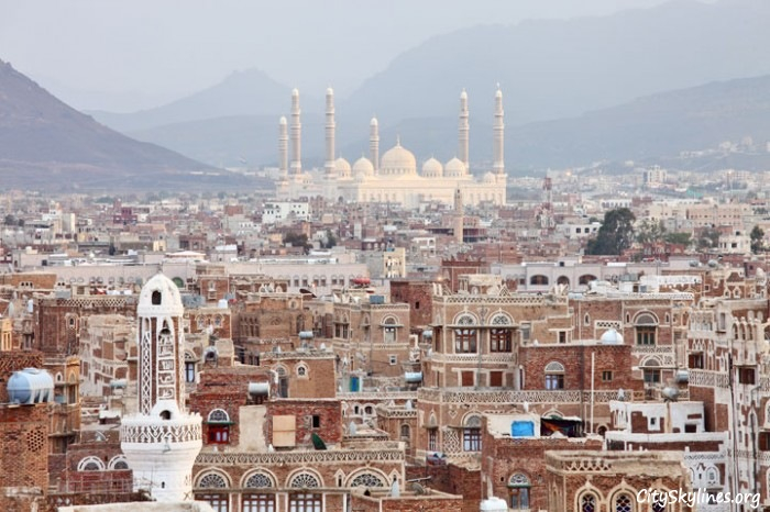 old-sanaa-buildings-traditional-city-skylines (700x466, 300Kb)
