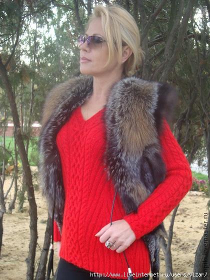 f156637487--odezhda-pulover-vyazanyj-olga-n7078 (420x560, 205Kb)