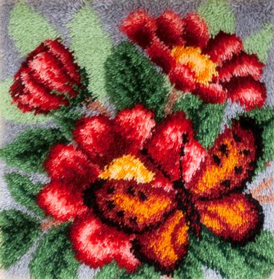 Для вышивания в ковровой