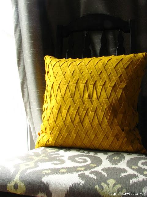 Декоративные подушки из фетра и войлока (14) (480x640, 204Kb)