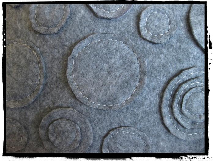 Декоративные подушки из фетра и войлока (23) (700x528, 327Kb)