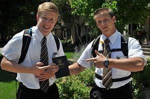 Ох уж эти мормоны!