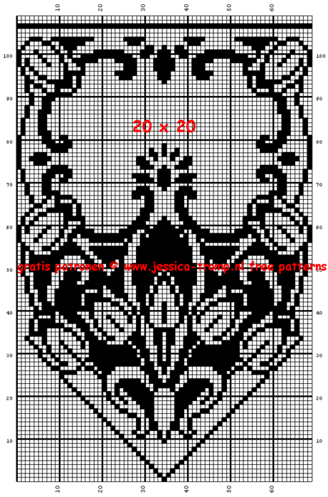 mooie haakpatronen (2) (461x700, 178Kb)