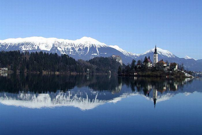 Остров Блед в Словении19 (700x467, 195Kb)