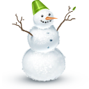 snowman (128x128, 20Kb)