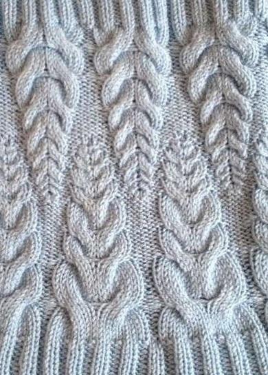 Рубрики: Вязание - узоры