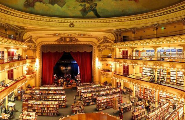 книжный магазин в здании театра Буэнос-Айреса 4 (640x414, 335Kb)