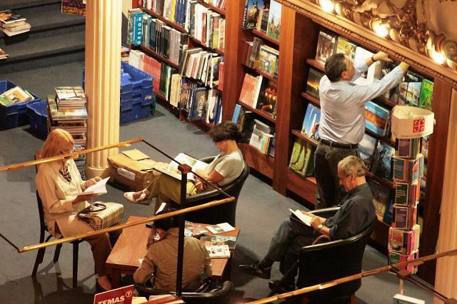 книжный магазин в здании театра Буэнос-Айреса 6 (640x426, 299Kb)