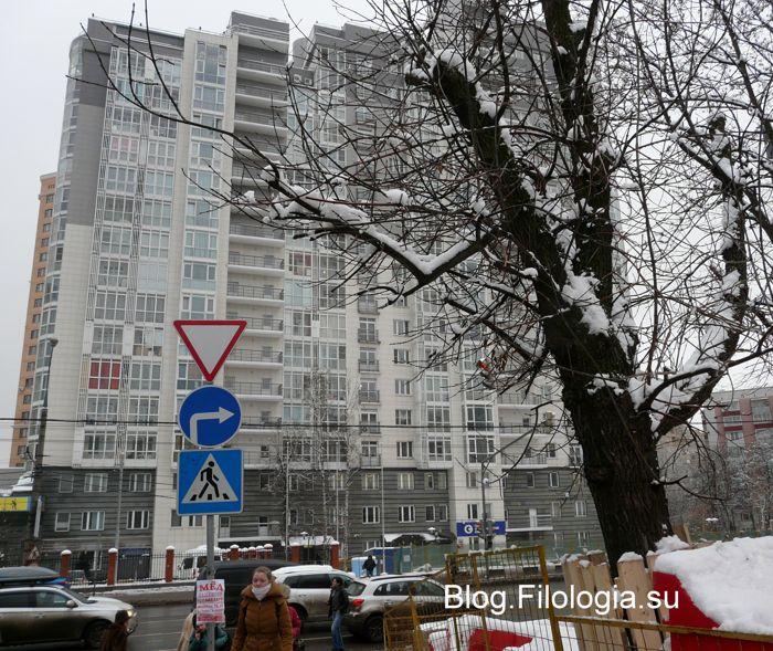 Район Сокол. Улица Алабяна, дом 13. (700x589, 122Kb)