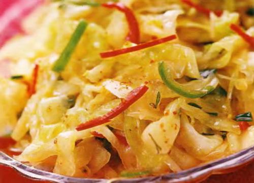 цветная капуста по корейски салат фото