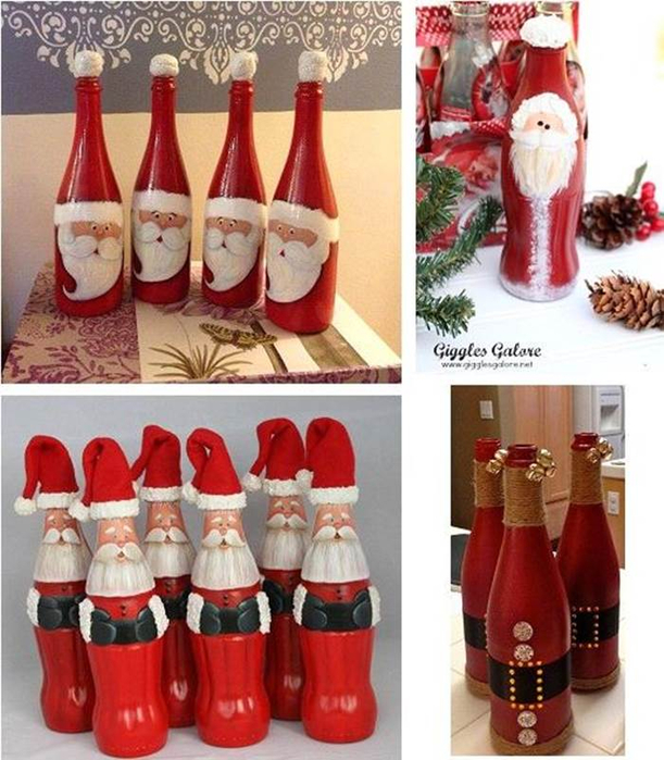Creative-Ideas-DIY-Christmas-Hand-Painted-Glass-Bottle-Santa (611x700, 422Kb)