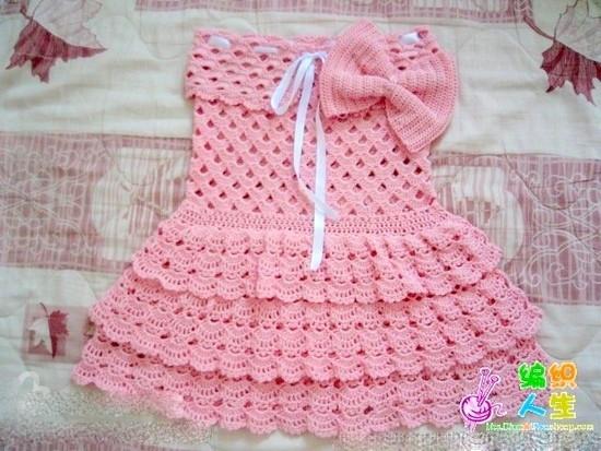 платье розовое с отворотом онл ББ (550x413, 96Kb)