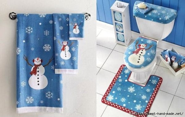 appealing-Christmas-Decorating-Ideas-Bathroom-with-cute-bathroom-rug-and-towel-bar (600x381, 132Kb)