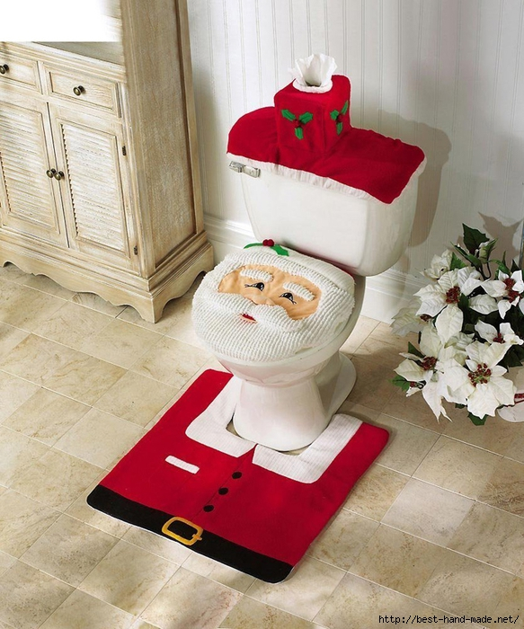 Christmas-bathroom (583x700, 326Kb)