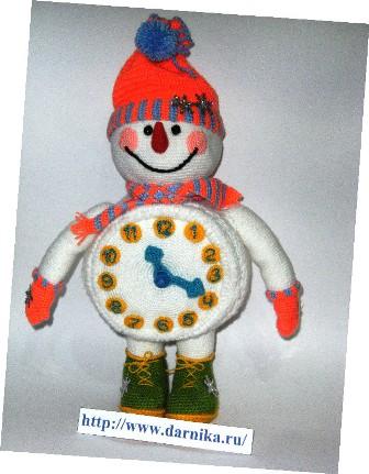 Снеговик (336x431, 154Kb)