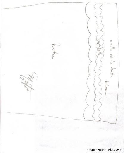 Шаблоны для пошива рождественских сапожков (2) (416x512, 51Kb)