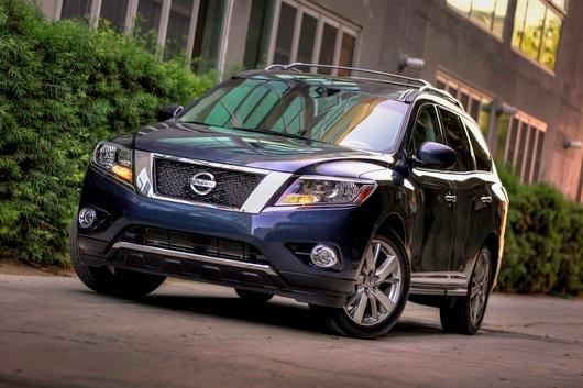 Яркое впечатление о любой поездке с Nissan Pathfinder (1) (530x353, 273Kb)