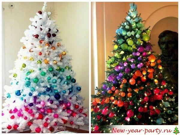 Новогодние елки своими руками на 2016 год фото