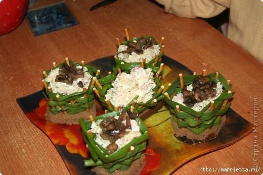 Праздничные салатики в корзинках (4) (520x347, 137Kb)