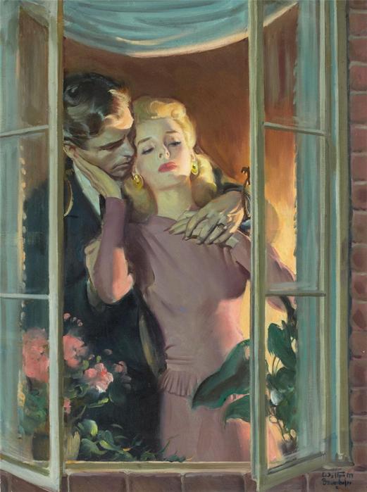 WALTER MARTIN BAUMHOFER ( 1904-1987) (521x700, 372Kb)